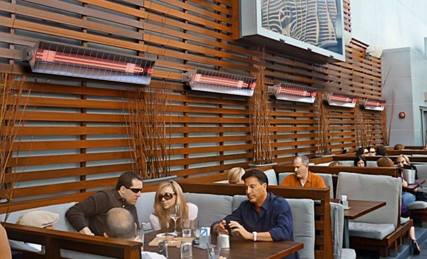 Outdoor Dining Heating